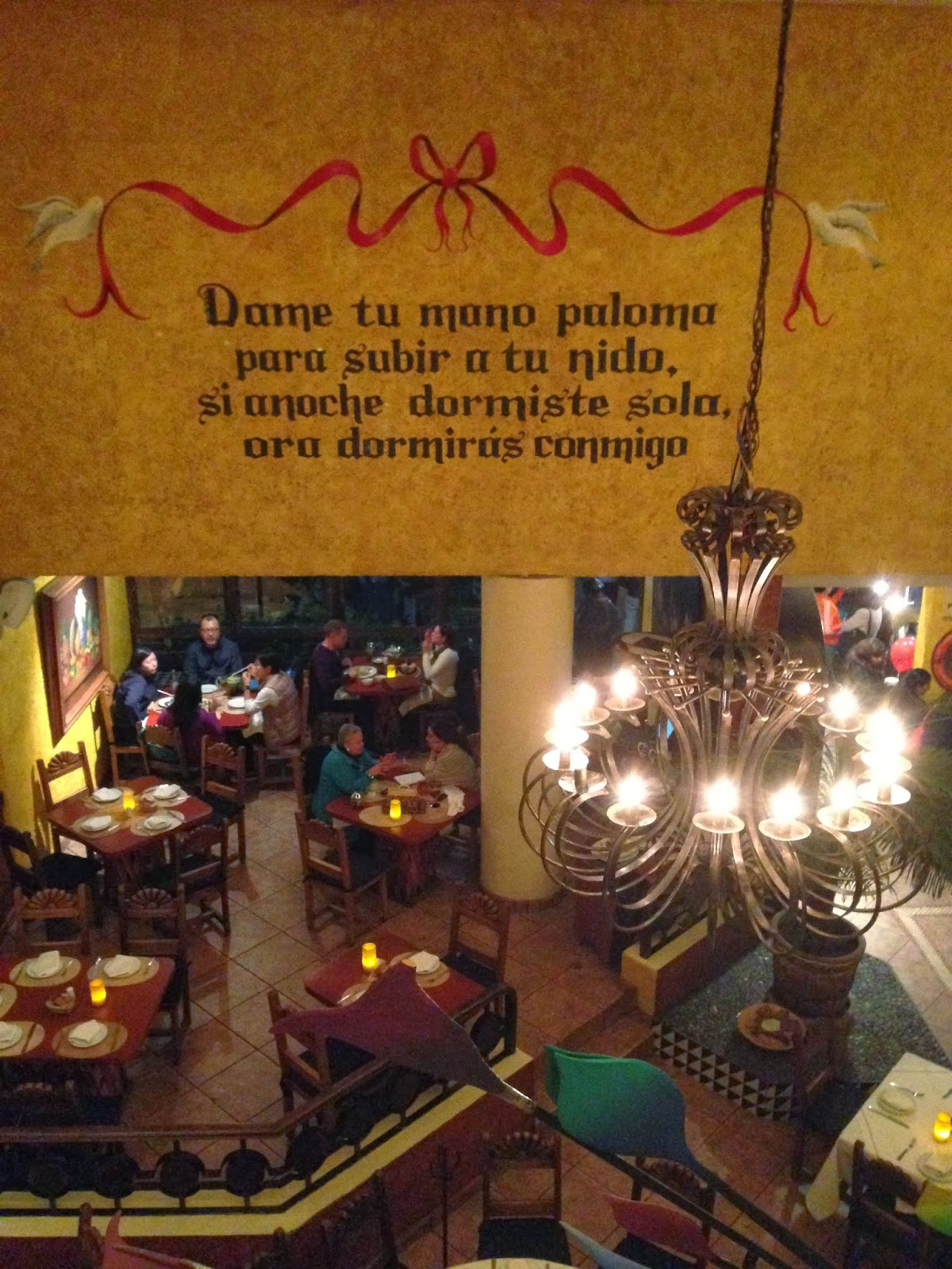 Lifeforthought destinations mexico city d f for Villa maria interior design