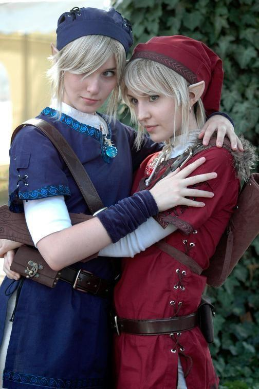 Hermosas Chicas Cosplay