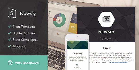 Newsly + StampReady Builder