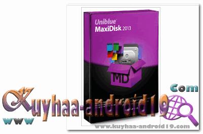 UNIBLUE MAXIDISK 2013 1.0.3.10 FINAL