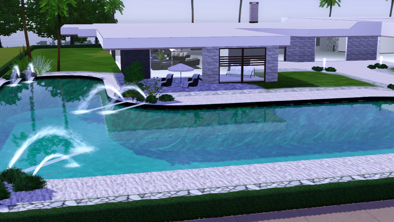 The sims giuly download e tutorial di the sims 3 big for Case the sims 3 arredate