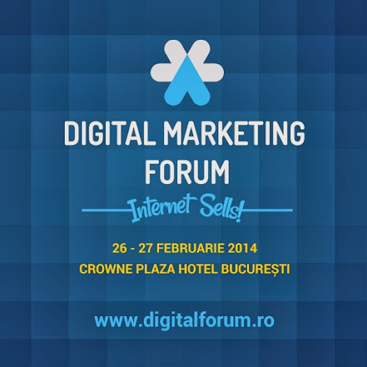 Digital Marketing Forum 26 - 27 Feb