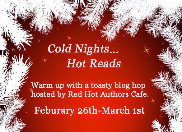 Red Hot Authors Cafe - Cold Nights - Hot Reads Blog hop