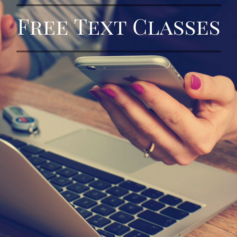 Text Classes