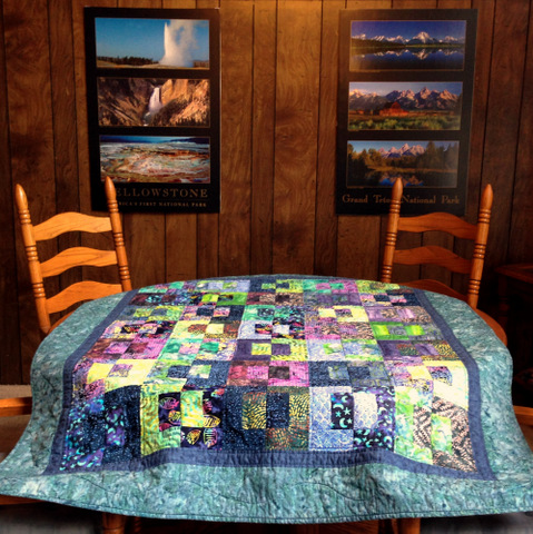 Patchwork Reflections: how to wash batik : how to wash quilt - Adamdwight.com