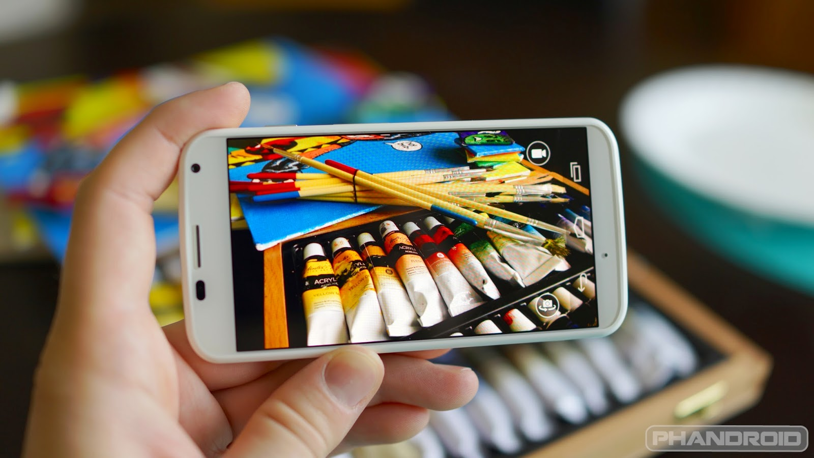 Motorola Moto X (2014) Specifications and Review: SIMPLE and SMART