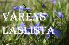 Vårens läslista