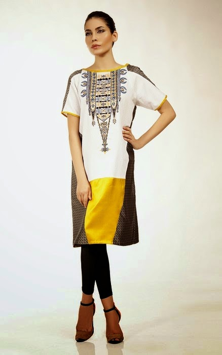 Fahad Hussayn Eid Collection 2014