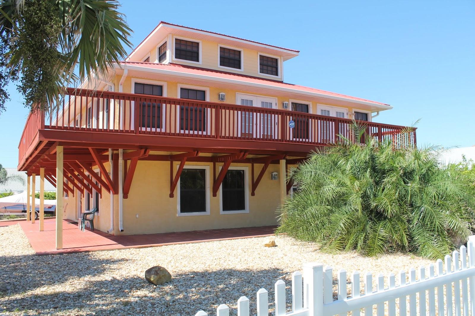 Casas de playa