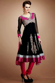 Latest Anarkali suits online