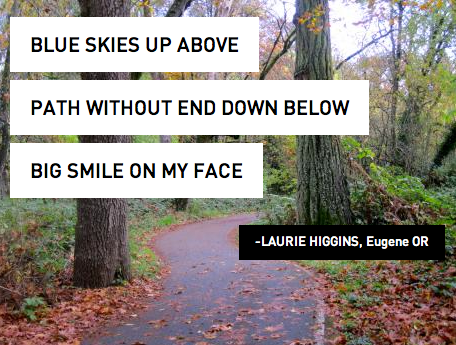 Examples of Haiku Poems Syllables http://lauriehiggins.blogspot.com/2012_07_01_archive.html