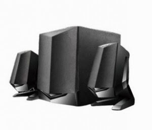 Snapdeal: Buy Edifier Speaker 2.1-X220 with Y-Cable at Rs. 2050