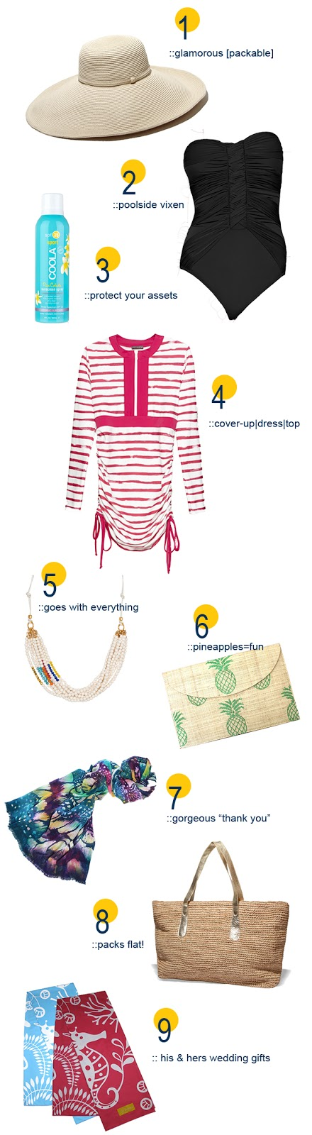 What to Pack for a Beach Wedding