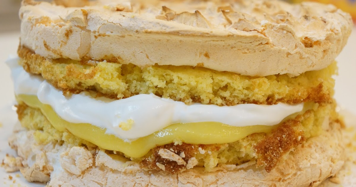 Lemon Cake Recipe Nigella