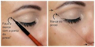 como aplicar o eyeliner