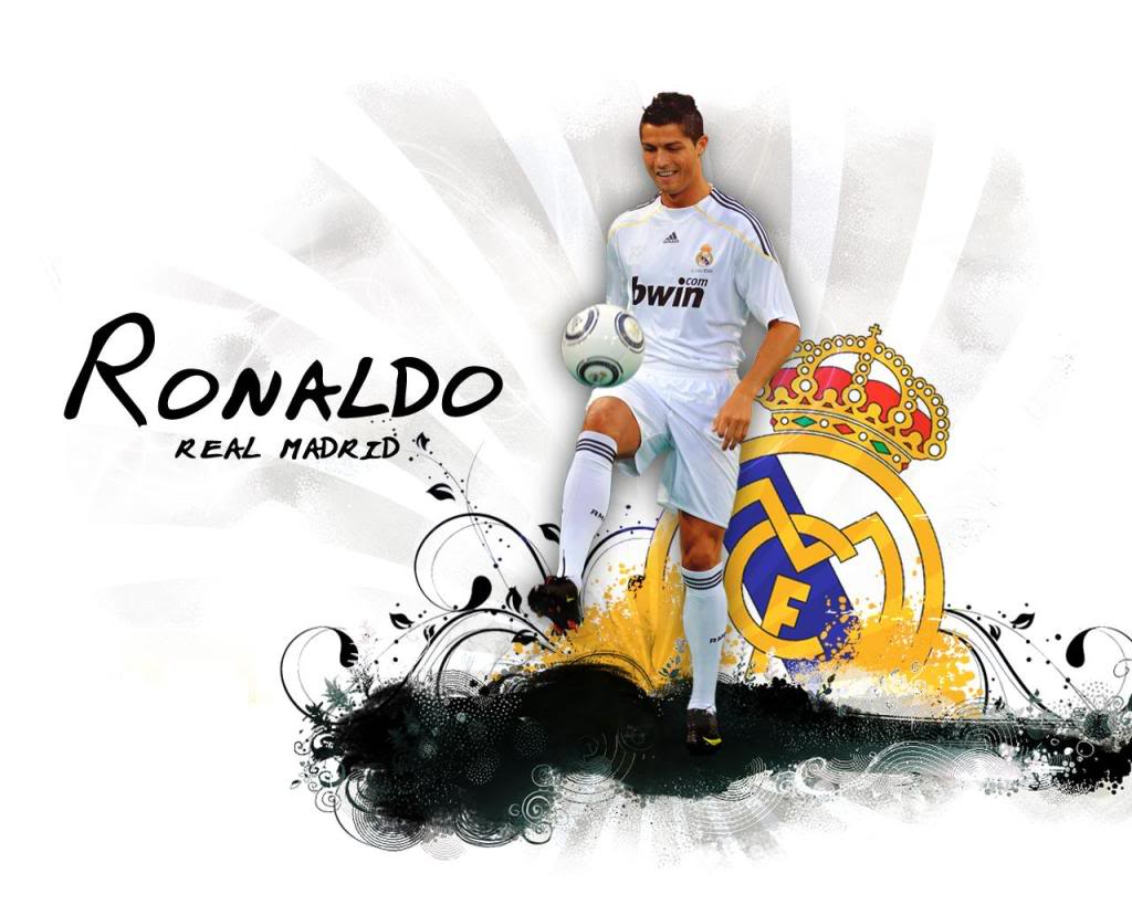 Cristiano Ronaldo Real Madrid Wallpaper 2011 5