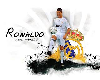 Cristiano Ronaldo Real Madrid Wallpaper 2011 5