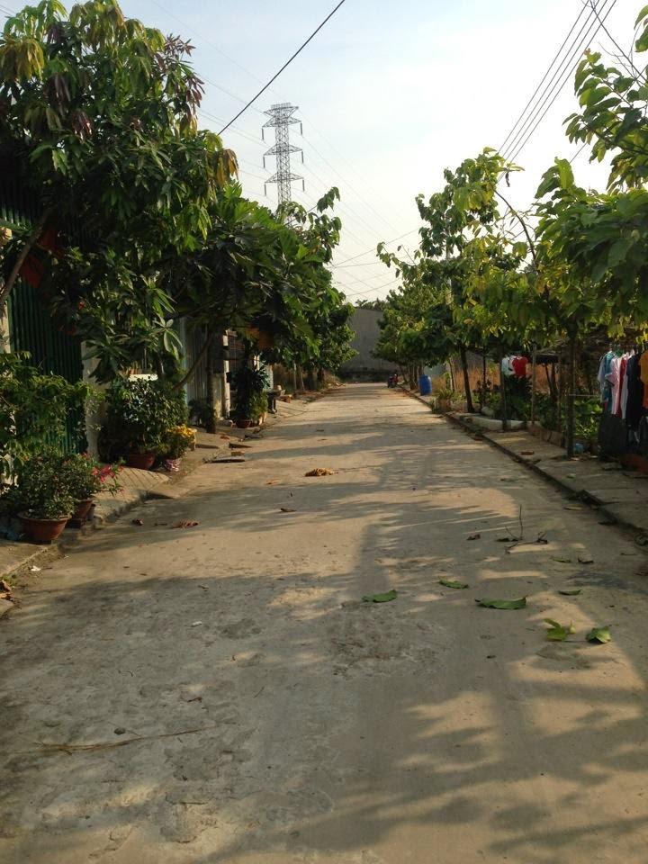 đường đất dĩ an