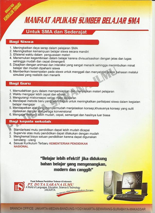Manfaat Software