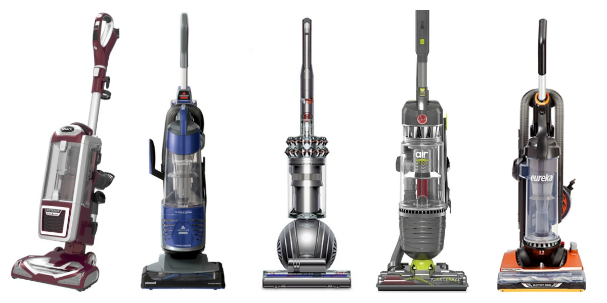 Which vacuum is the best for families with young children and pets?