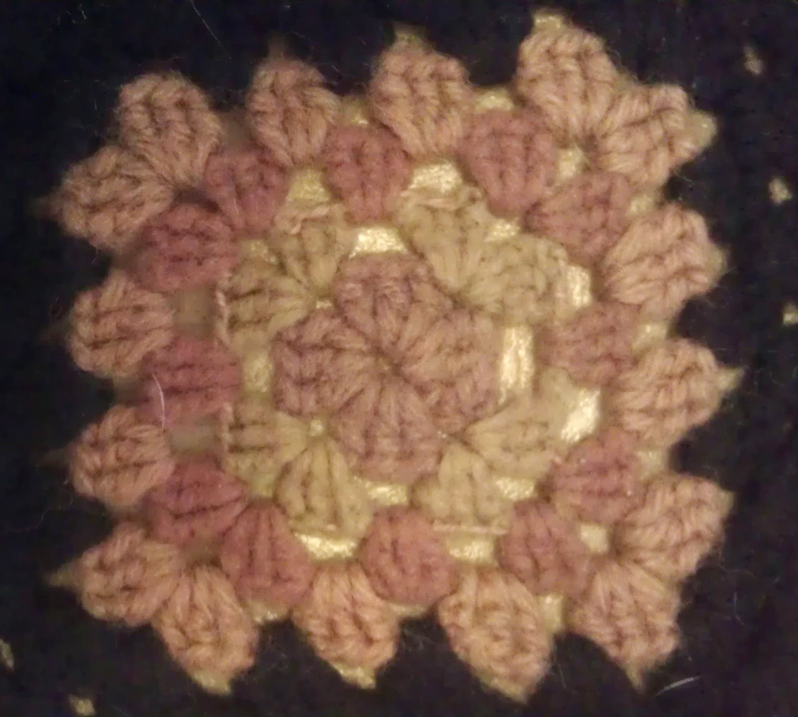 Resurrection Afghan - Part IV: How to Repair Granny Squares - Artsy ...