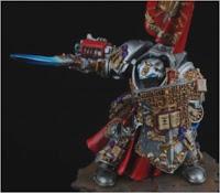 Cómo pintar a Lord Kaldor Draigo y su escuadra