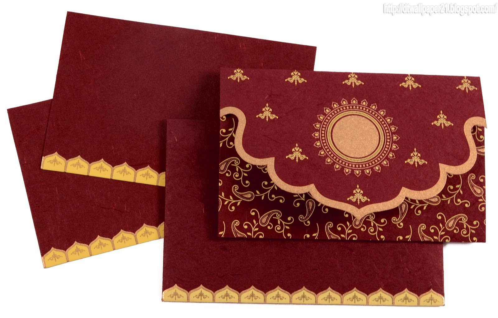 Menaka Wedding Cards Design