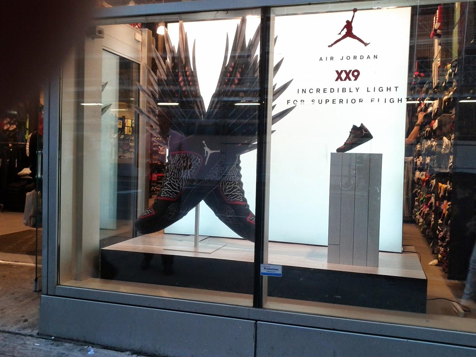 Jordan XX9 with wings