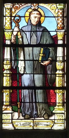 St Walter of Pontoise, my patron saint for 2014