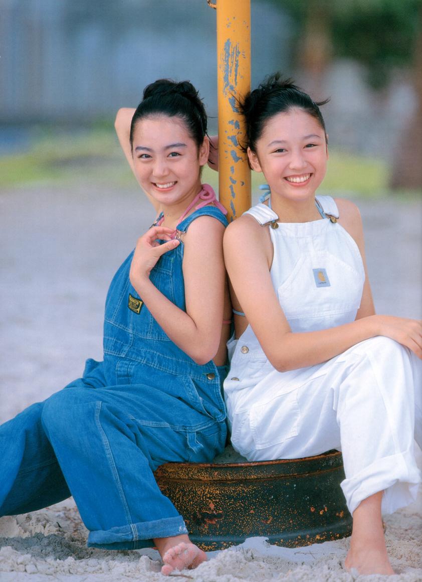 yoko mitsuya and saori nara hot and sexy japanese teens photos 01