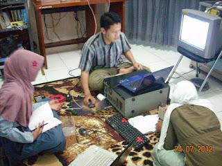 kursus komputer depok, les privat komputer