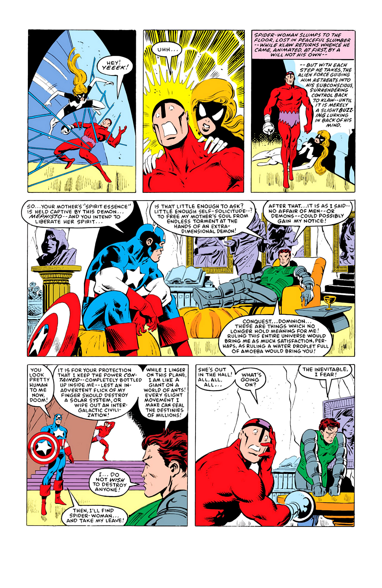 Captain America (1968) Issue #292l #219 - English 22