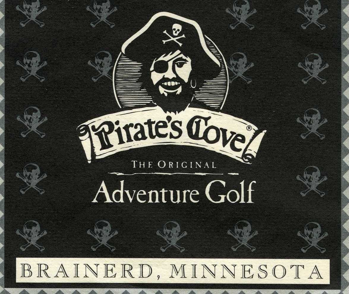 Pirate's Cove Mini Golf, Putt Putt Golf,.