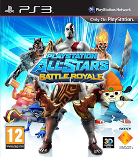 PlayStation All Stars Battle Royale PS3 Download