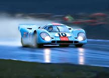 Pedro Rodriguez Porsche 917