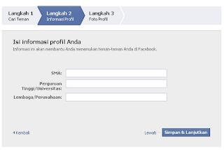 Data Facebook