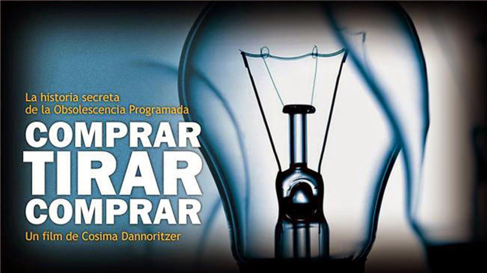 """Comprar, tirar, comprar"" (2011) 720 - Español"