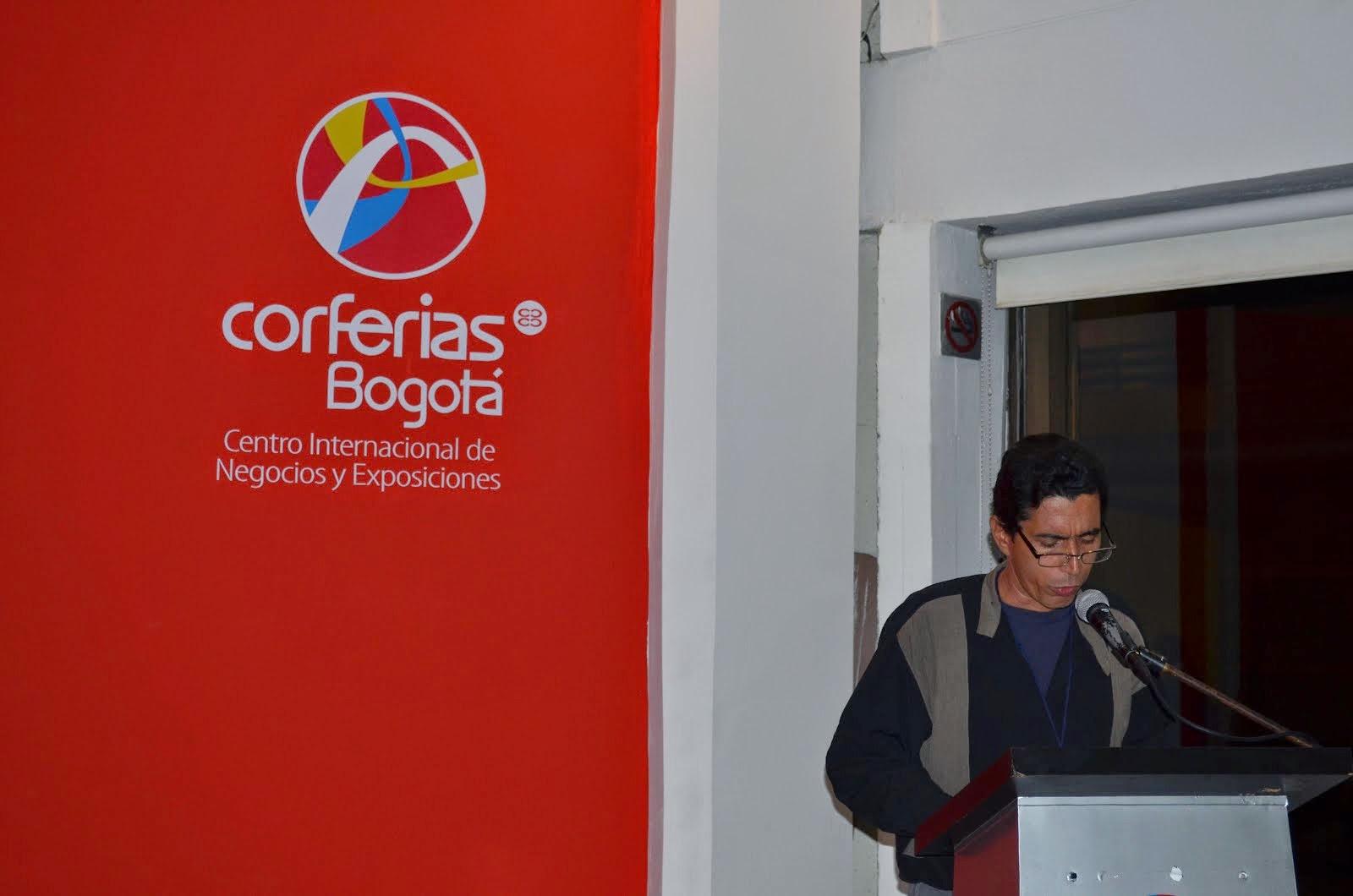Feria Internacional del Libro de Bogotá, 2014
