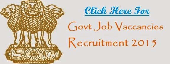Govt Jobs Recruitment