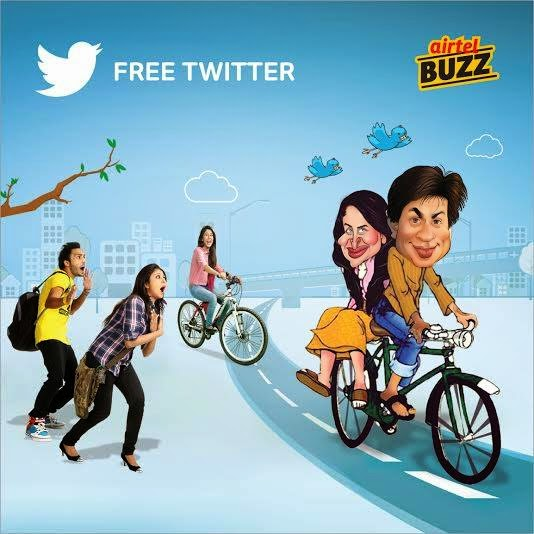 airtel-Free-Twitter-for-its-internet-subscribers-users-bd-bangladesh