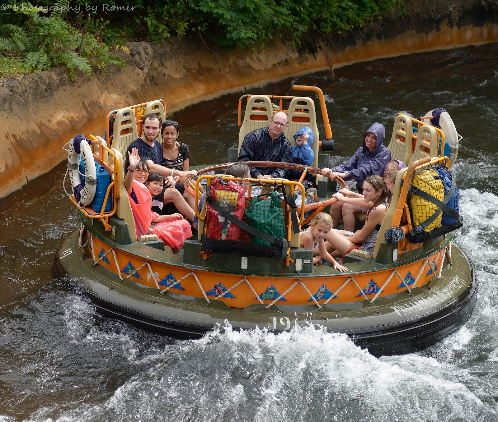 Kali River Rapids The Perfect Cooling Station