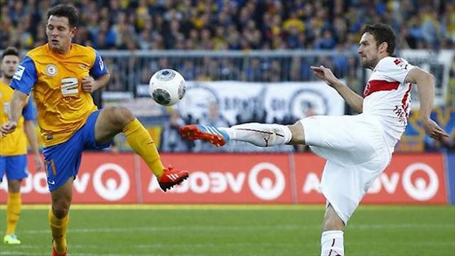 VfB Stuttgart - Braunschweig maçını canlı izle