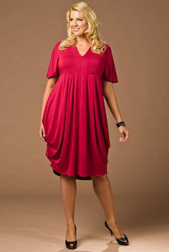 collections plus size dresses
