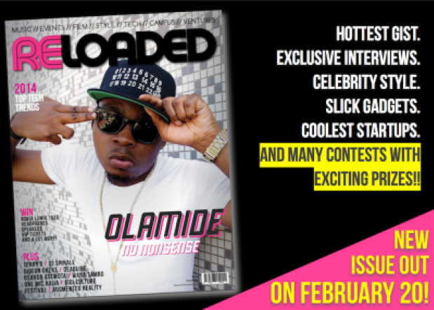 Reloaded Magazine ....
