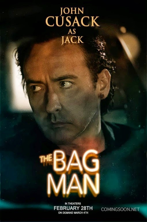 Pelicula The Bag Man (2014) Online