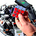 CubeStormer II-Robot bate el récord mundial del cubo de Rubik