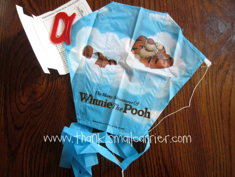 Winnie the Pooh kite