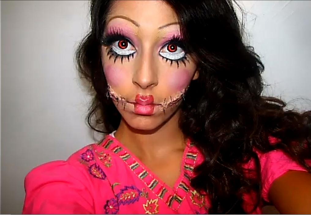 Make up rag do...