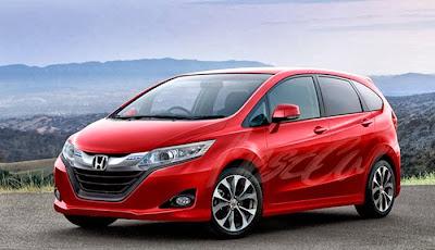 2014 Honda Jazz India Model