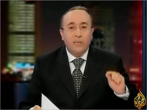 خالد الآنسي يواجه يحيى العابد الليلة في برنامج الاتجاه المعاكس على #الجزيرة